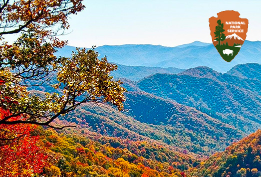 The Great Smoky Mountains National Park - Gatlinburg TN Attractions