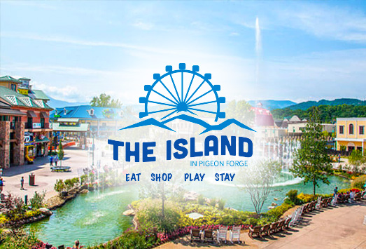 The Island in Pigeon Forge - Pigeon Forge Activities