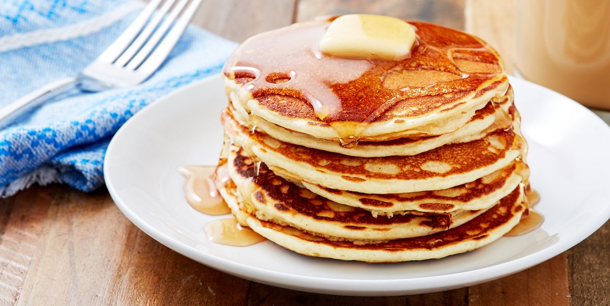 Pancakes in Gatlinburg