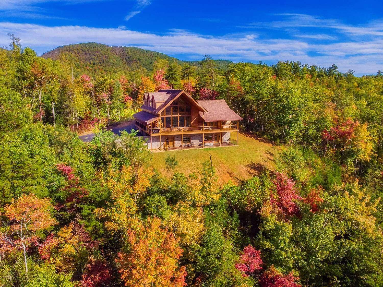 Private Gatlinburg Vacation Rental Cabin