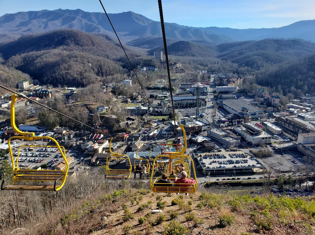 skylift in gatlinburg tn things to do