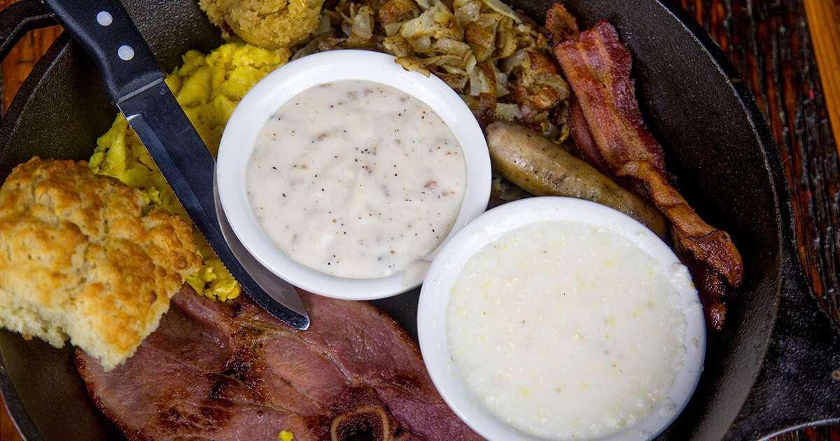 crokett's breakfast camp gatlinburg restaurant