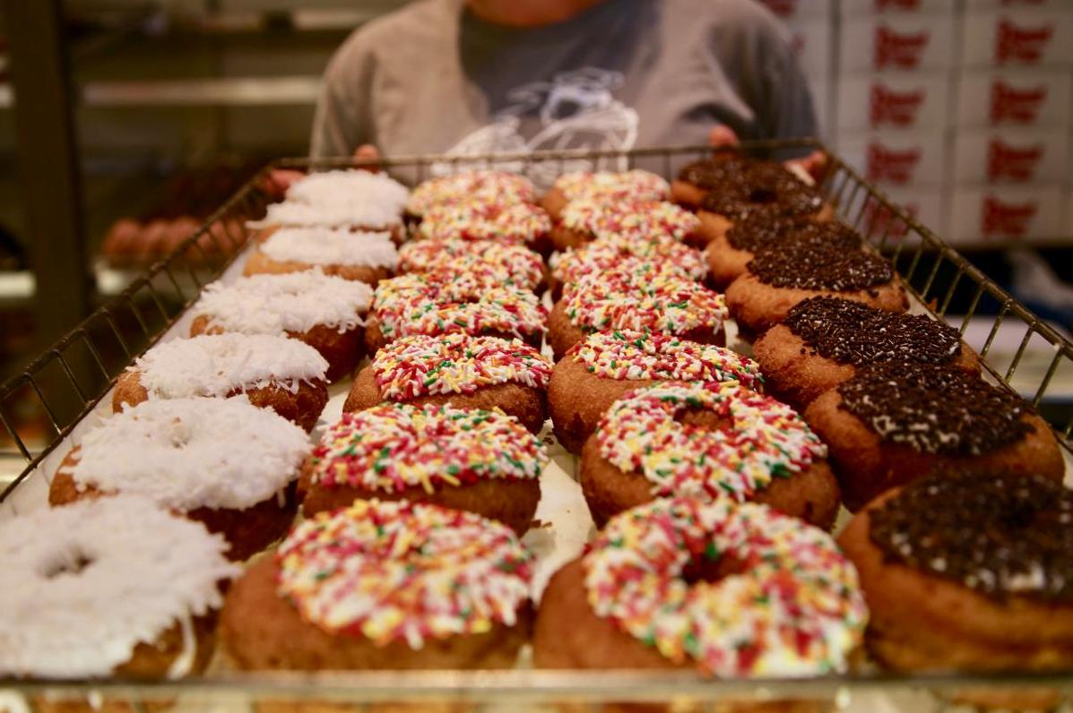 donut friar gatlinburg best place to eat donuts