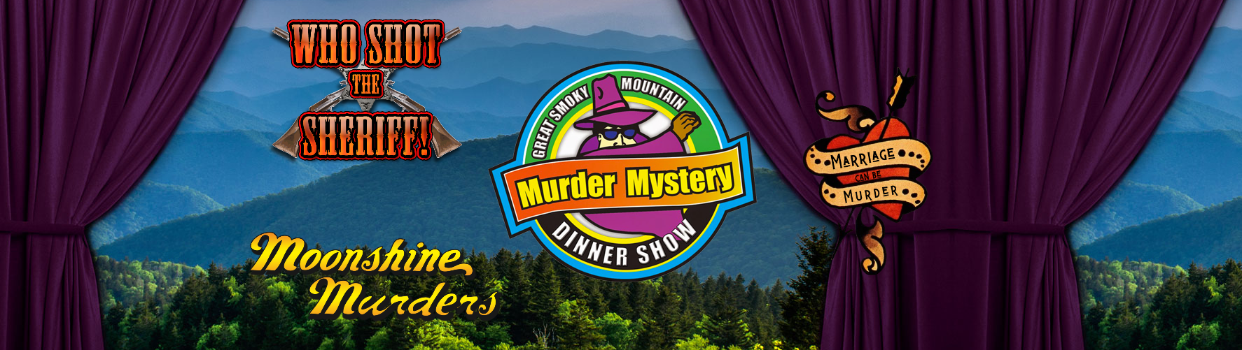 murder mystery show dinner show gatlinburg tn